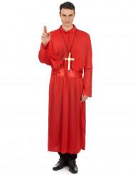 Costume colore rosso da prete