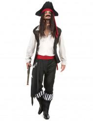 Travestimento pirata uomo