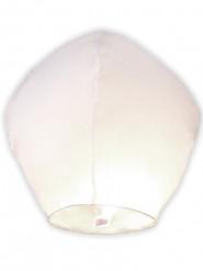Lanterna volante bianca 1 metro