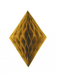 Losanga alveolata color oro