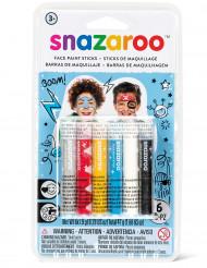 6 Stick trucco per bambini Snazaroo™
