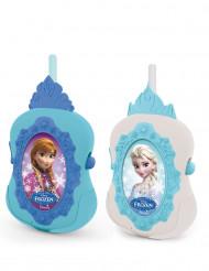 Walkie Talkie personaggio Elsa-Frozen