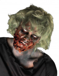 Kit trucco da zombie spaventoso adulto per Halloween