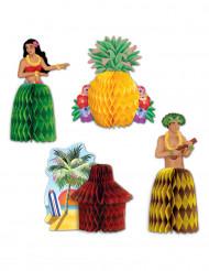 Centrotavola hawaiano