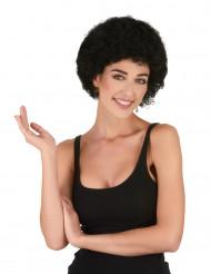 Parrucca afro anni '70 per ballerini o clown