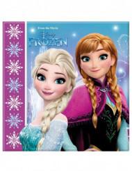 Tovaglioli di carta di Elsa Frozen