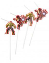 Confezione da 6 Cannucce Avengers-Age of Ultron™
