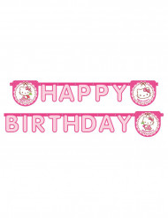 Ghirlanda di Hello Kitty™ Happy Birthday