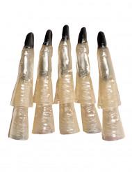 10 dita fosforescenti da strega