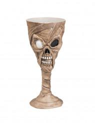 Bicchiere mummia per Halloween