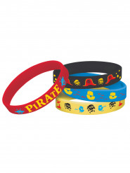 4 braccialetti pirata