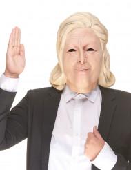 Maschera umoristica in lattice Marine Le Pen adulto
