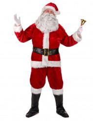 Costume da Babbo Natale luxe edition