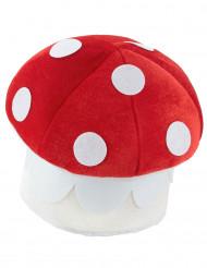 Cappello forma di fungo per adulto