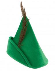 Cappello in stile Robin Hood per adulti