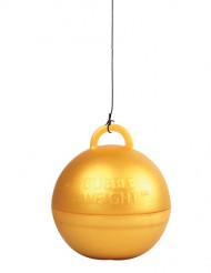 Peso dorato per palloncino ad elio