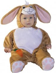 Costume da coniglio per bambino