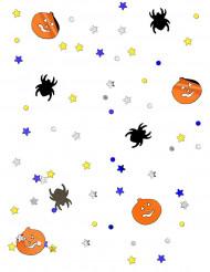 Coriandoli zucche e ragni