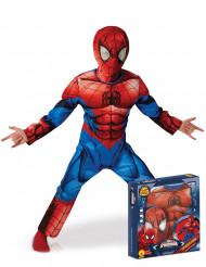 Costume bambino Ultimate Spider-Man™ cofanetto deluxe