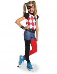 Travestimento Harley Quinn™ da bambina