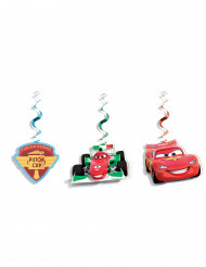 3 decorazioni da sospendere Cars Ice™