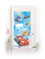 Decorazione per porta Cars Ice™