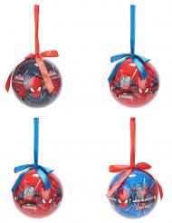 4 palline di Natale di Spiderman™