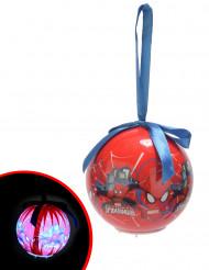 Pallina di Natale luminosa Spiderman™