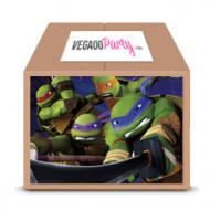 Kit di compleanno Classic Tartarughe Ninja™ 8 bambini