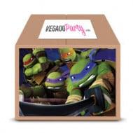 Kit di compleanno Super Tartarughe Ninja™ 16 bambini