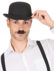 Baffo nero alla Charlie Chaplin
