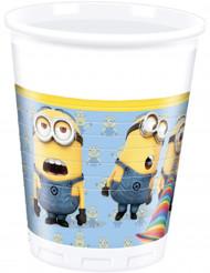 8 bicchieri di plastica lovely Minions™