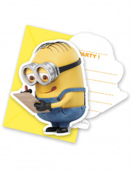 6 inviti lovely Minions™