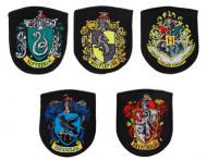 5 stemmi delle case di Hogwarts di Harry Potter™