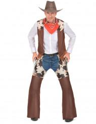 Costume CowBoy per adulto