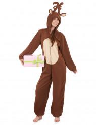 Costume da renna per donna