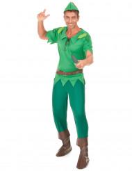 Costume in stile Peter Pan adulto