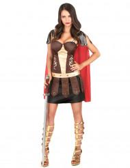 Costume da gladiatore romano da donna