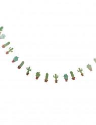 Ghirlanda di cactus da 3 metri
