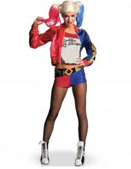 Costume lusso per adulto Harley Quinn - Suicide Squad™