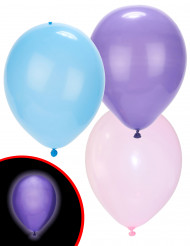 5 palloncini a LED color pastello Illooms™