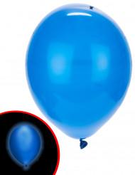 5 palloncini a LED blu Illooms™