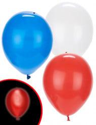 5 palloncini a LED tricolore Illooms™