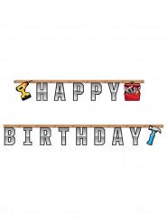 Ghirlanda Happy Birthday Bricolage