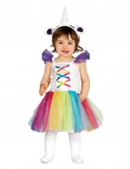 Costume mini unicorno per neonata