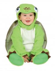 Travestimento da tartarughina per neonato