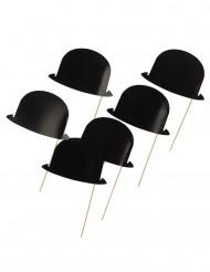6 photobooth cappelli a bombetta