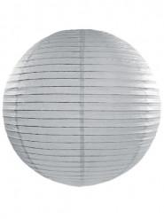 Lanterna giapponese grigia 45 cm