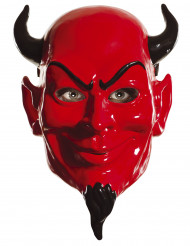 Maschera da Red Devil di Scream Queens™ adulto
