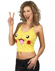 Canotta Pikachuda donna